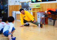 保育園・幼稚園でのダンス教室
