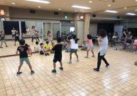小学生・中学生対象の無料リズムダンス体験