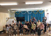 高齢者を対象としたダンス教室