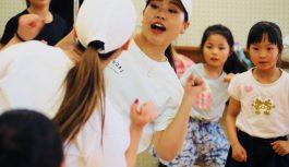 2018年5月3日 芦屋市教育委員会後援 リズムダンス体験