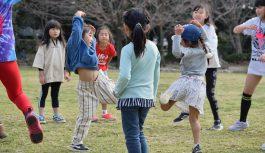 2020年3月-6月 公益財団法人ひょうごコミュニティ財団助成 あおぞらダンス教室